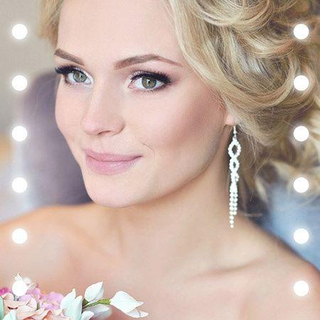 Beauty, Hair & Make Up Absolutely Flawless Bridal Hair and Makeup 91