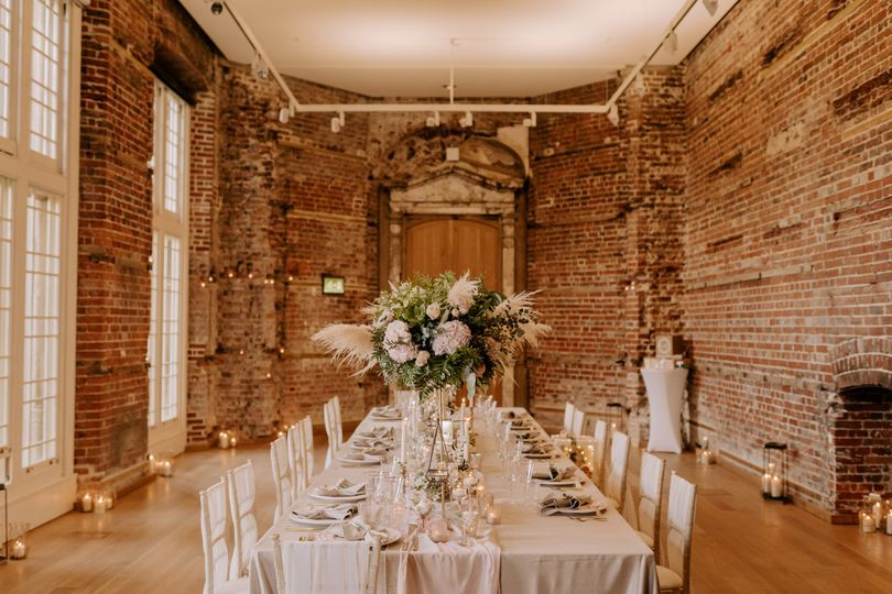 Highcliffe Castle Dining Room