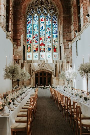 Highcliffe Castle Great Hall
