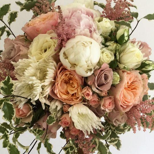 Soft pastel combination