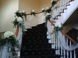 Dressed staircase