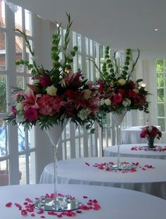 Large table centres
