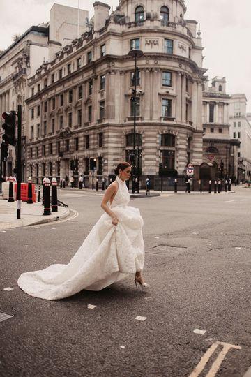 London City wedding