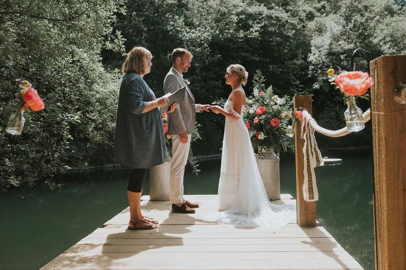 Cornish Tipi Weddings 16