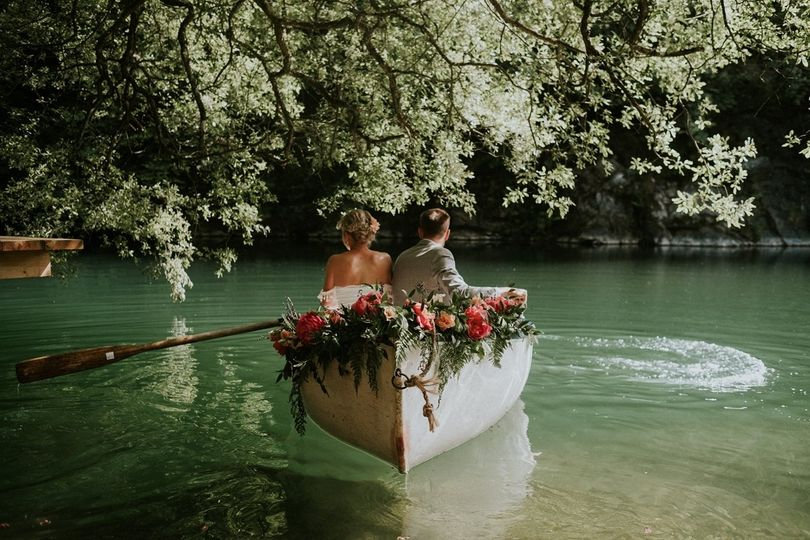 Cornish Tipi Weddings 22