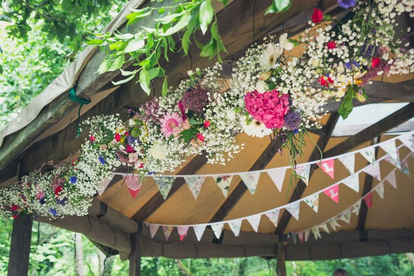 Cornish Tipi Weddings 27