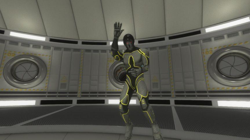 Full avatar body experience