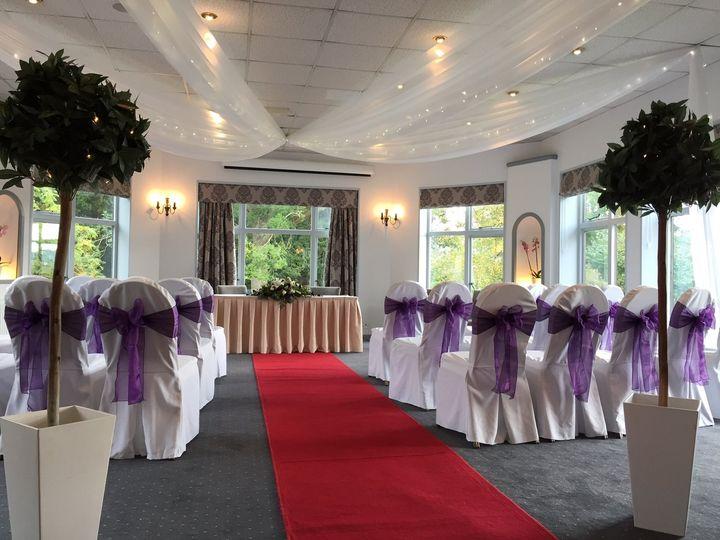 Garden Suite Ceremony