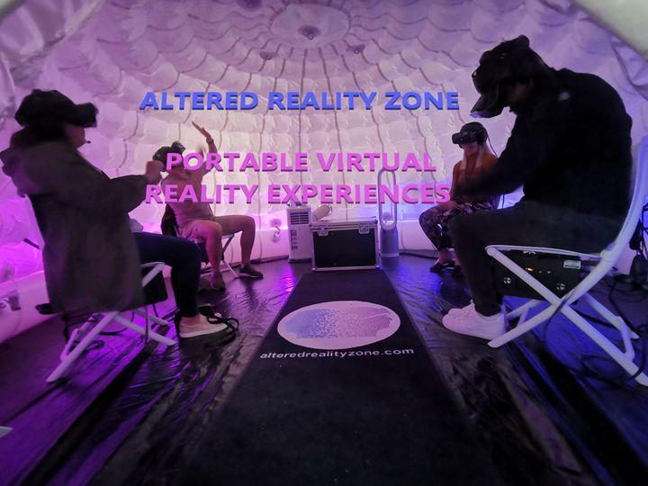 Unique Escape VR Wedding Fun!