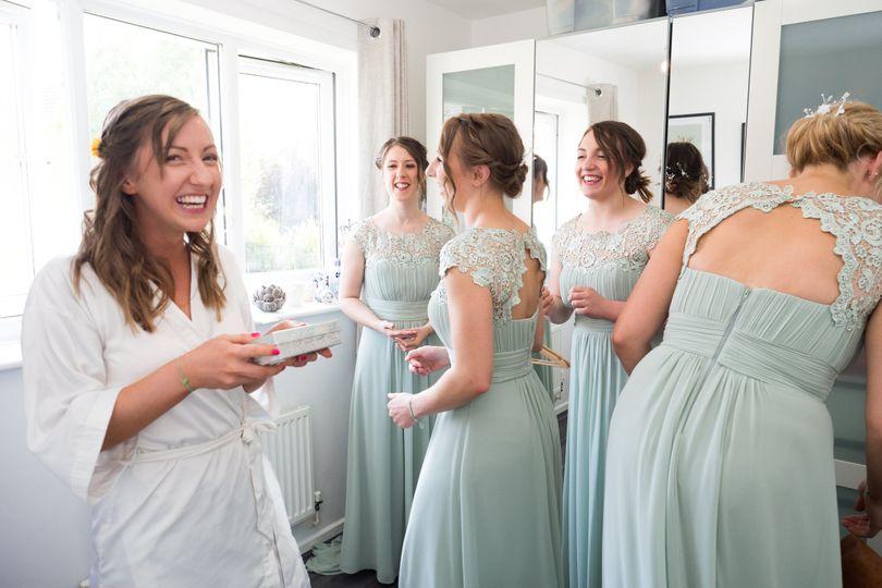 Bridal Prearation
