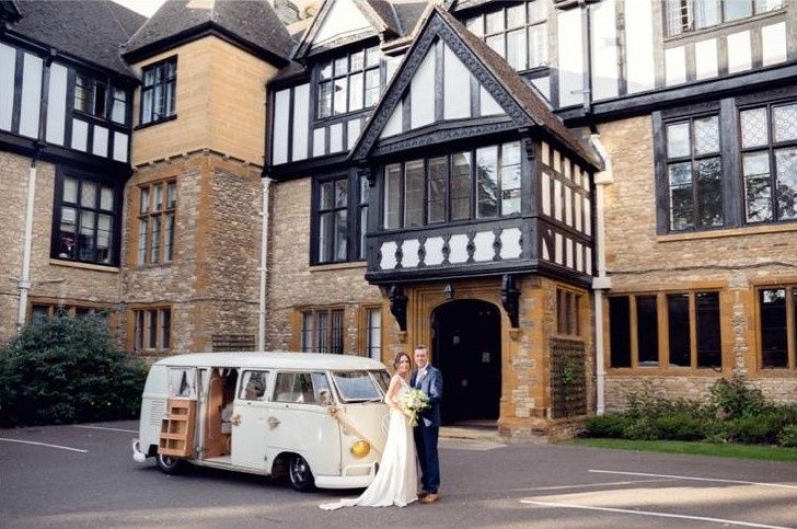 Cars and Travel Vintage Wedding Day - classic and rare Volkswagen Campervans 61