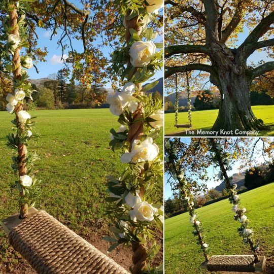 Wedding Garland Hire Cumbria