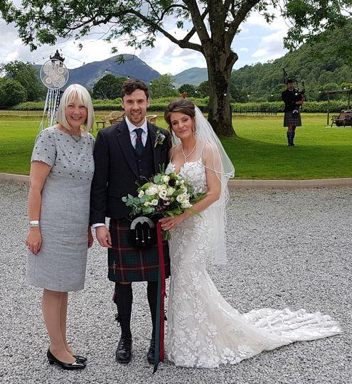 Cumbrian ceremony