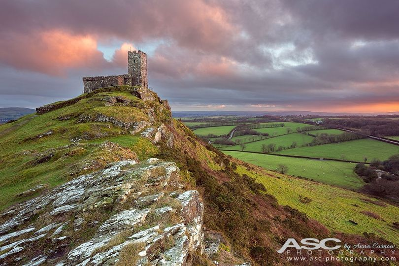 The beautiful Brentor Church, only 6 miles away, if you're considering a church ceremony