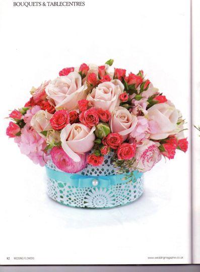 Vintage Flowers for Weddings