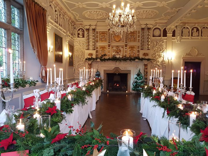 Ballroom - Christmas