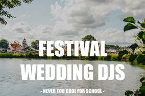 Festival Wedding DJs