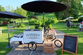 Turner's Traditional - Ice Cream Tricycle