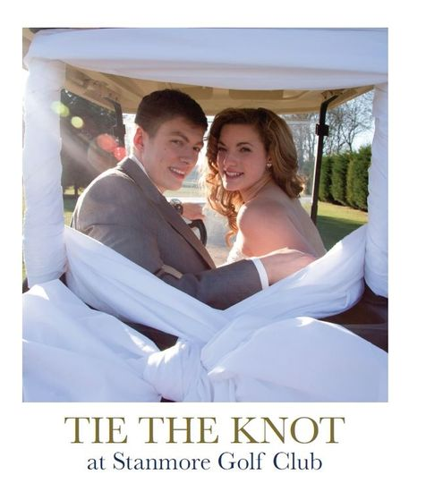 Tie the Knot at Stanmore Golf Club