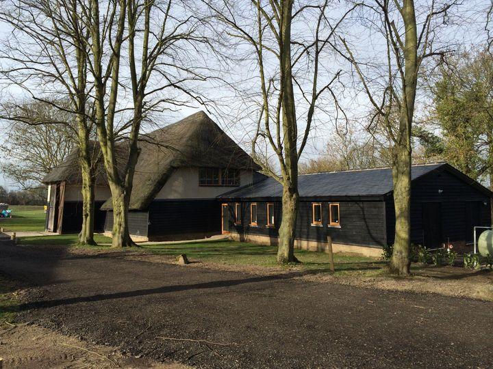 Mill Pond Barn