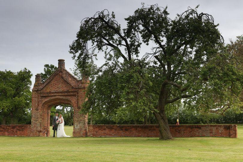 Historic Arch