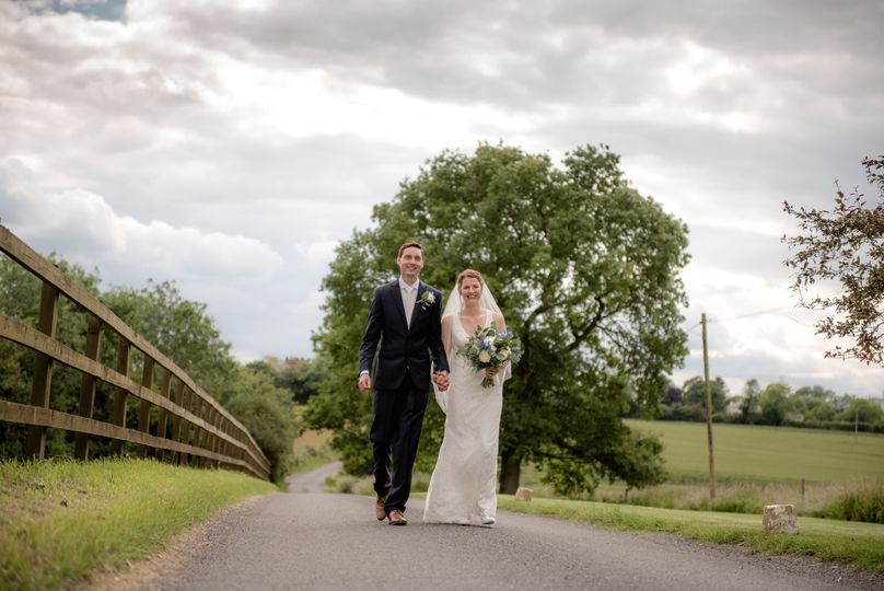 Herts Wedding Photography - Walking into the future