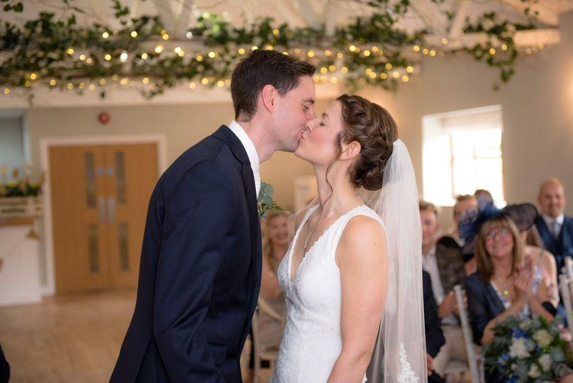 Herts Wedding Photography - Saying I do
