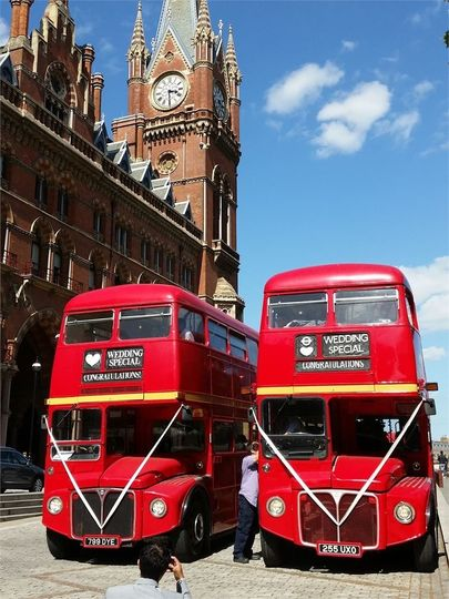 Cars and Travel London Classic Bus Hire 1