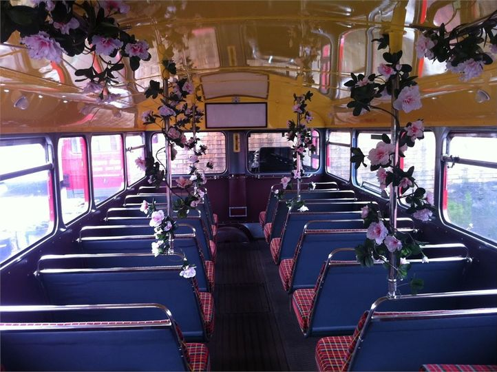 Cars and Travel London Classic Bus Hire 2
