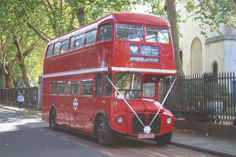 Cars and Travel London Classic Bus Hire 4