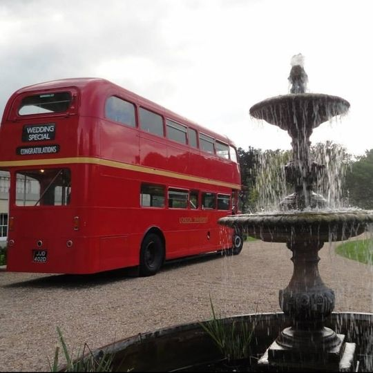 Cars and Travel London Classic Bus Hire 5