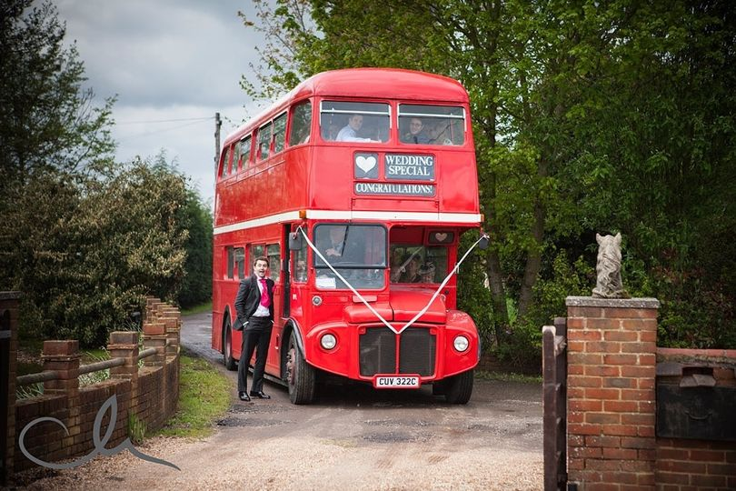 Cars and Travel London Classic Bus Hire 7