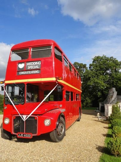 Cars and Travel London Classic Bus Hire 9