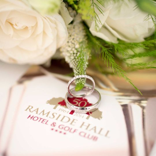 Ramside Hall Hotel Weddings