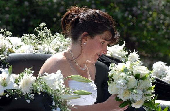 Fairy tale feel wedding