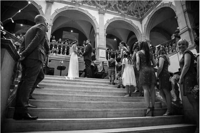 Foyer Ceremony at Battersea Arts Centre