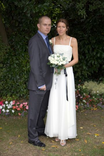 Clare and Simon