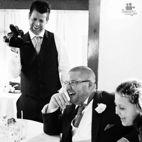Wedding speeches - Shoot It Your Way