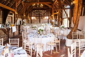 Smeetham Hall Barn