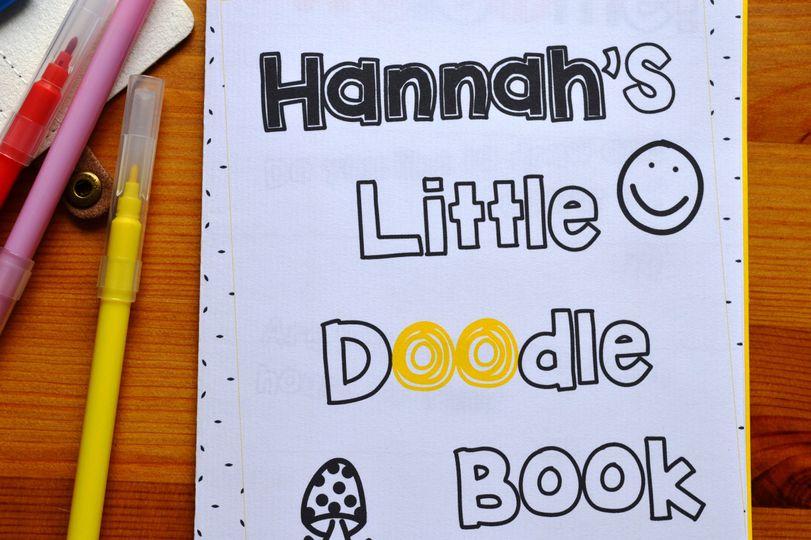 Doodle/Activity Book