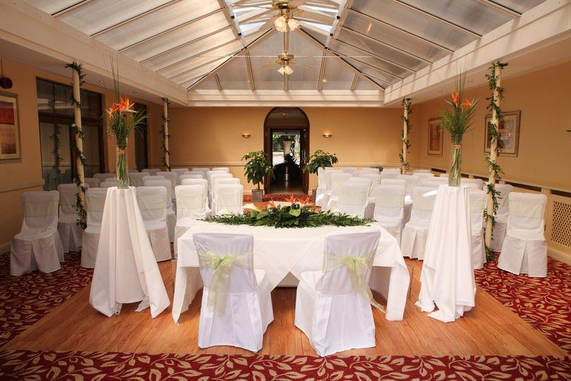 Ceremony Colney Suite
