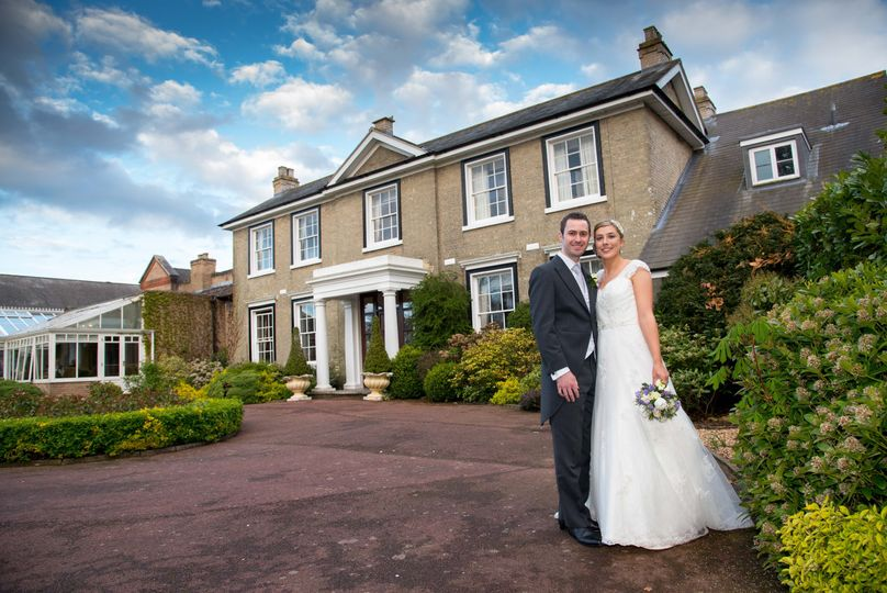 Wedding Mr and Mrs Flanders