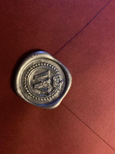 Handmade seal