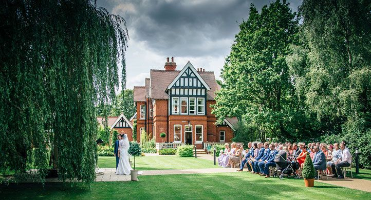 The Dower House Hotel Ceremony