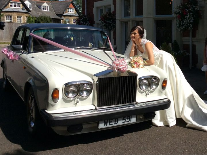 Rolls Royce Silver Shadow 2