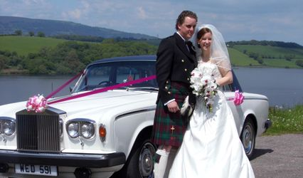 Windsor Wedding Car Hire Services 1