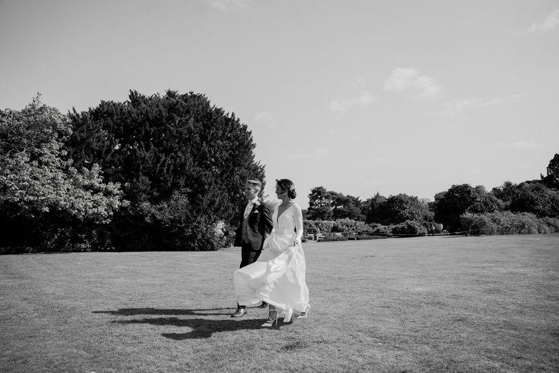 E + B wedding