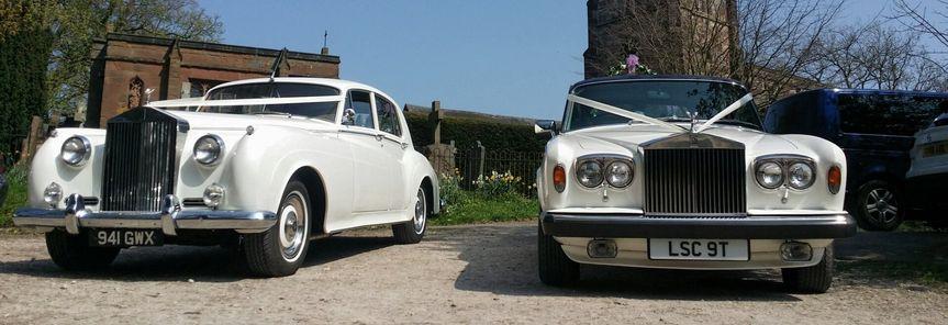 Wedding Car Rolls Royces