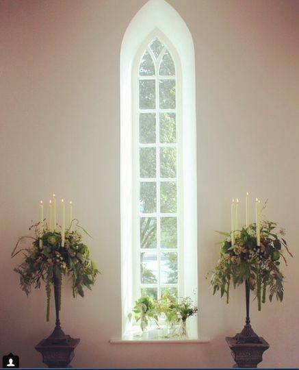 The Coach House Aisle Window