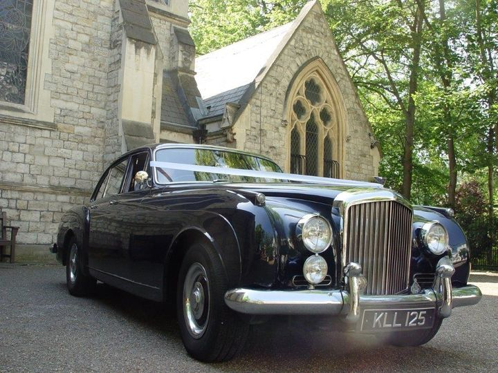 Cars and Travel English Wedding Cars 18